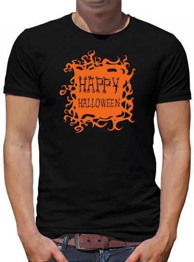 TShirt-People Halloween Sign T-Shirt Herren