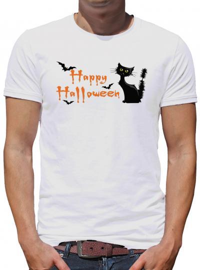 TShirt-People Halloween Cat T-Shirt Herren