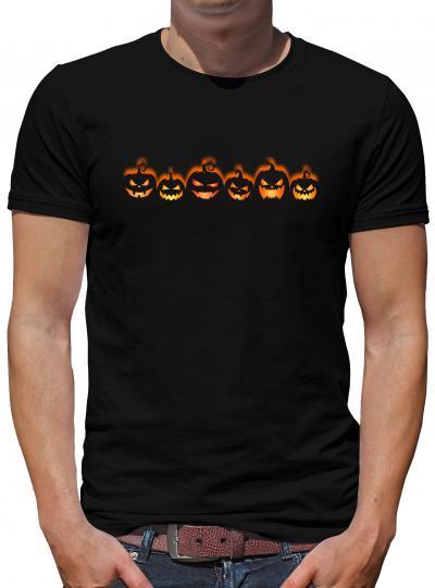 TShirt-People Scary Pumpkins 6er T-Shirt Herren