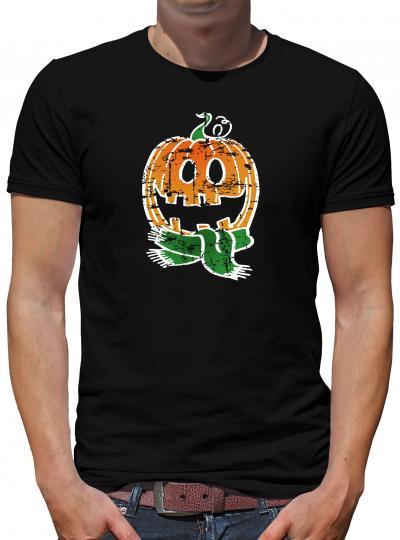 TShirt-People Pumpkin Schal T-Shirt Herren