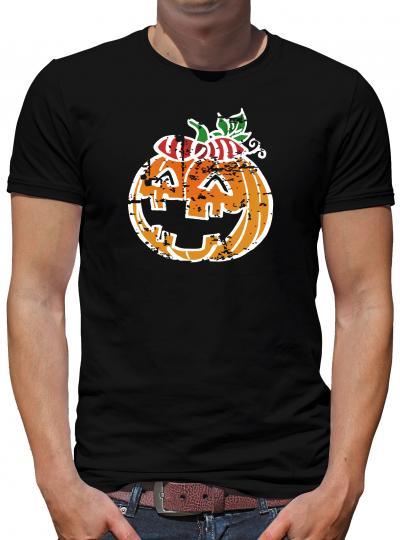 TShirt-People Pumpkin Schleife T-Shirt Herren