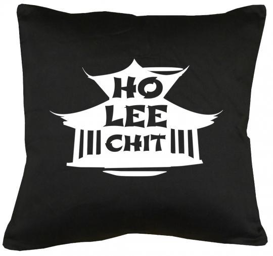 Ho Lee Chit Kissen mit Füllung 40x40cm