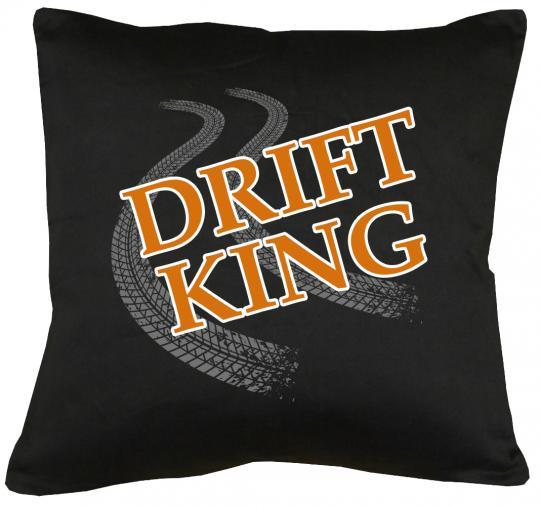 Driftking Kissen mit Füllung 40x40cm