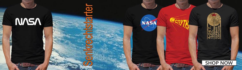 Weltraum Banner